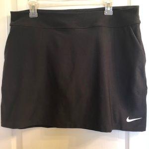 Nike Golf Skirt Skort Black Size XL
